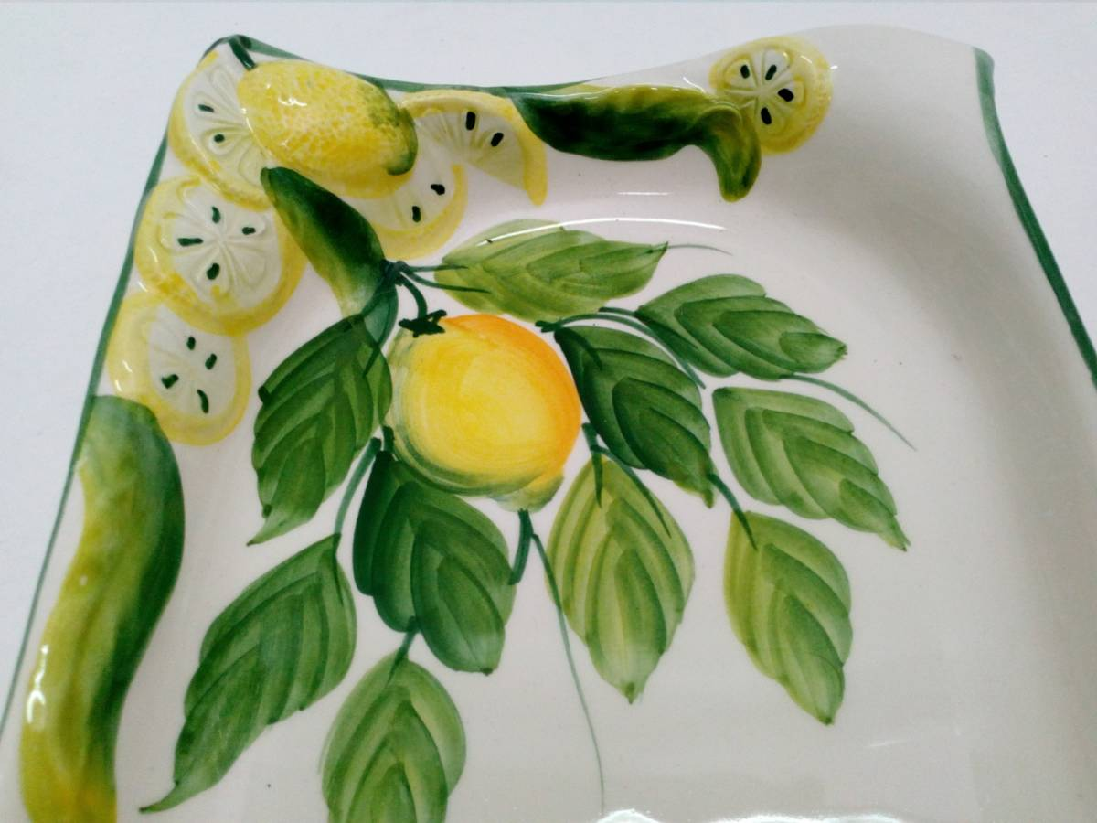Keramický obdĺžnikový tanier BR 23LIM