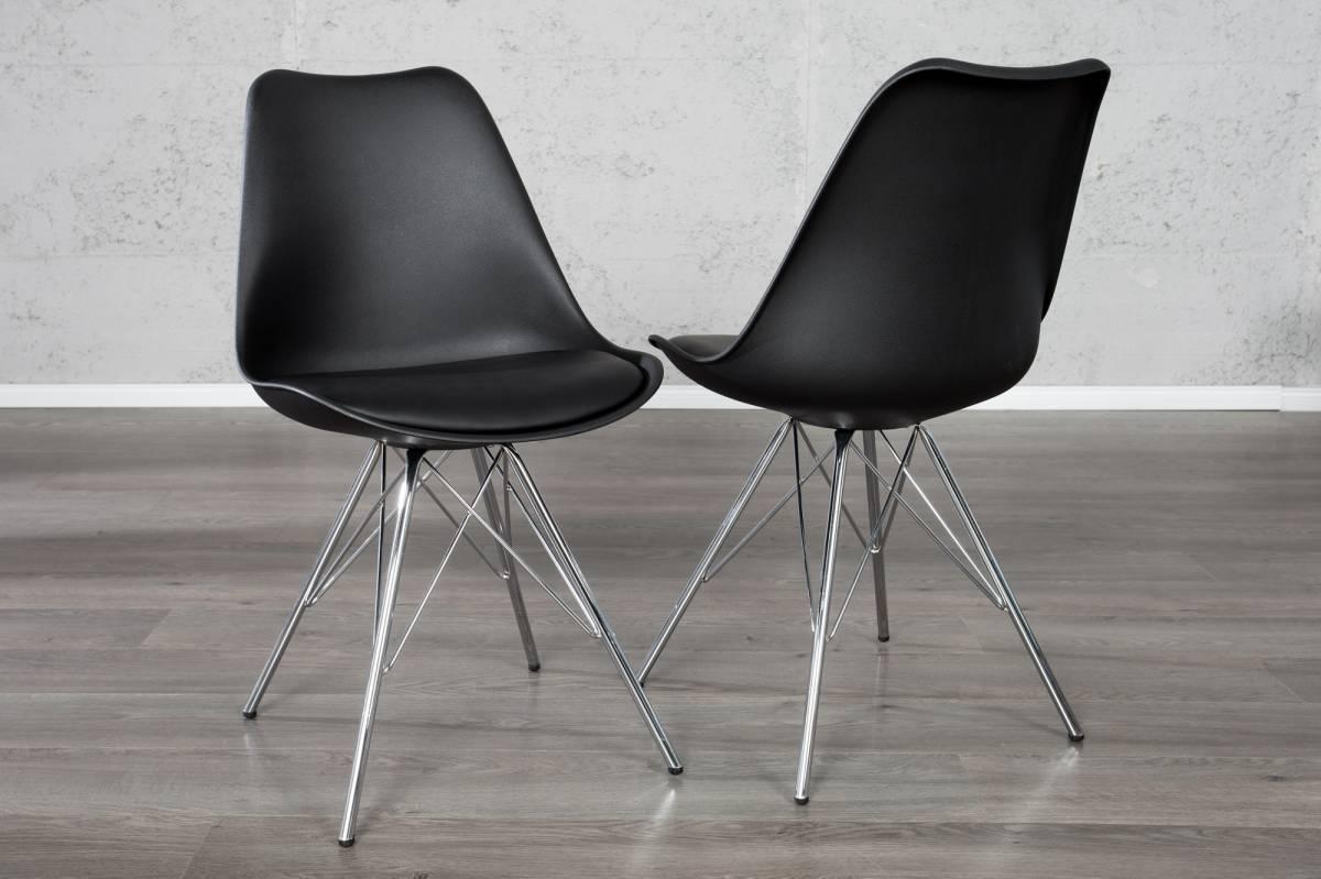Stolička MEISTERSTUK - čierna