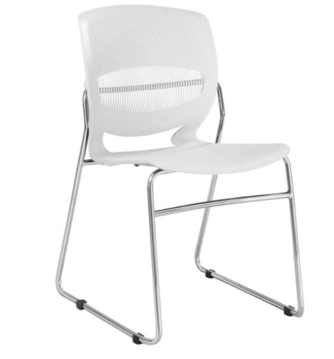Kancelárska stolička Imena   Farba: Biela