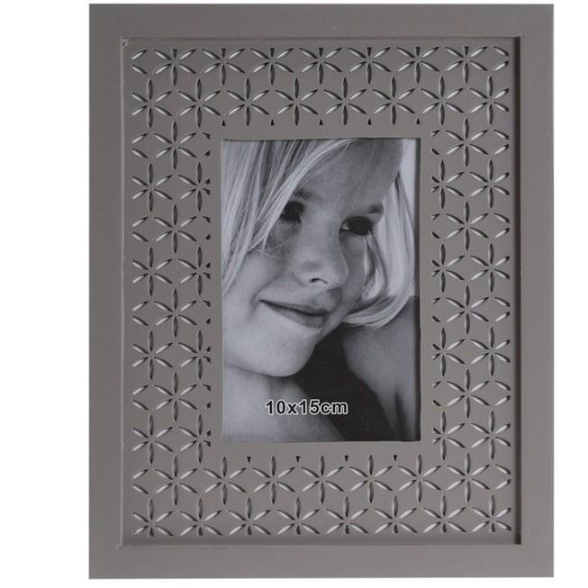 Fotorámček Trento hnedá, 26 x 21 cm