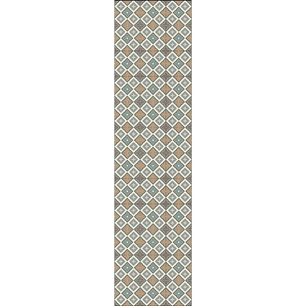Vinylový koberec Huella Déco Quadrado 180x50 cm