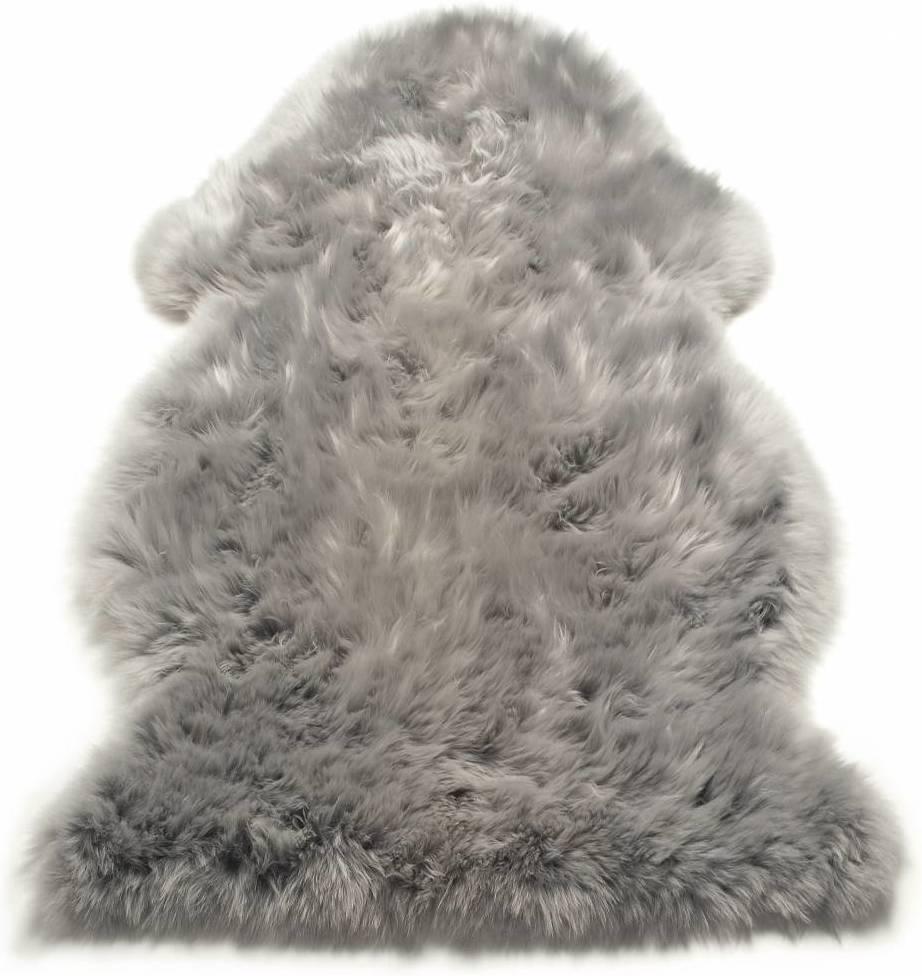 kožušina Quad Sheepskin - strieborná