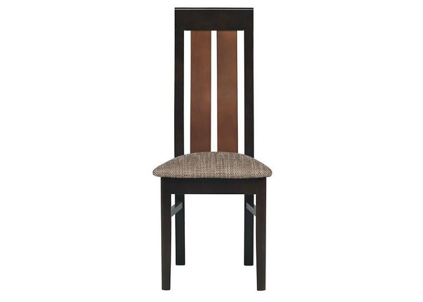 BOG-FRAN NAOMI NA 13 jedálenská stolička - orech / wenge