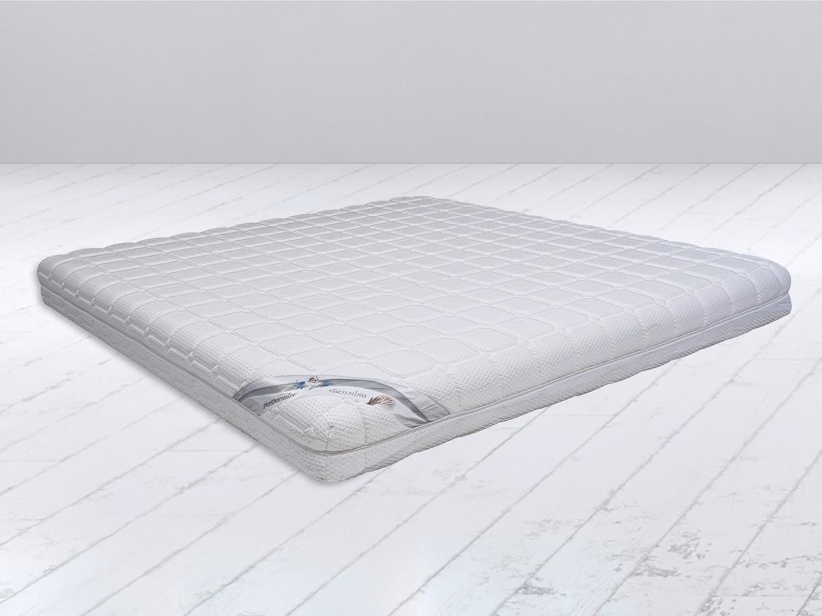 PerDormire Duo Plus Visco - partnerský matrac matrac 160x200 cm