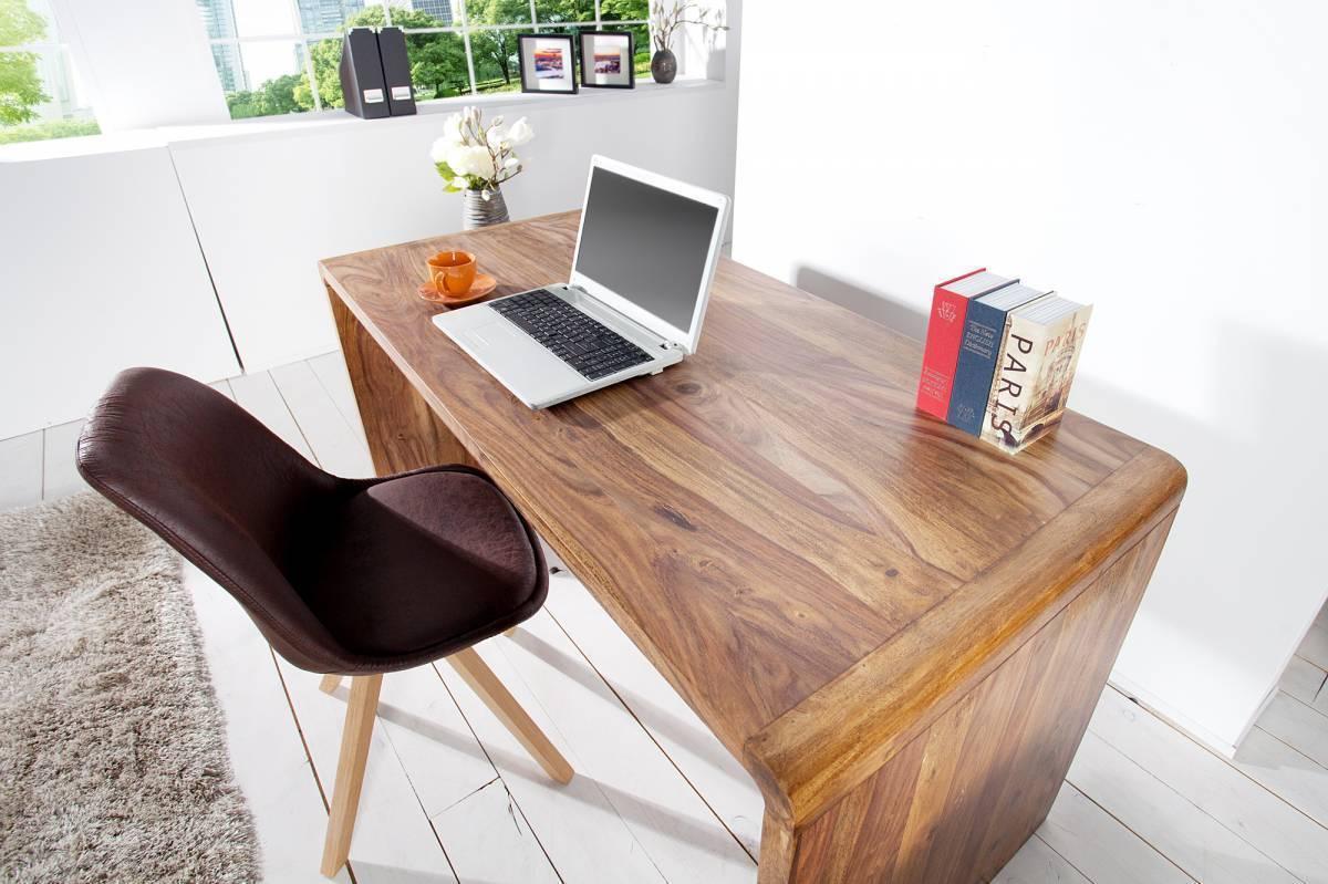 Písací stôl GOU - 150 cm Sheesham