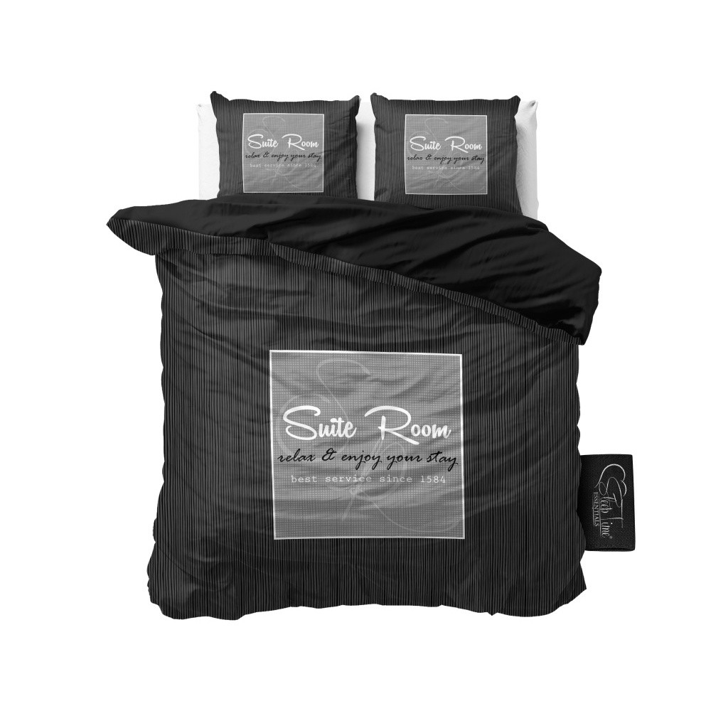 Obliečky z mikroperkálu Sleeptime Suite Room, 160 x 200 cm