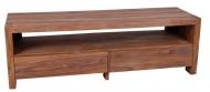 Furniture nábytok  Masívny TV stolík z Palisander  Parván  158x50x50 cm