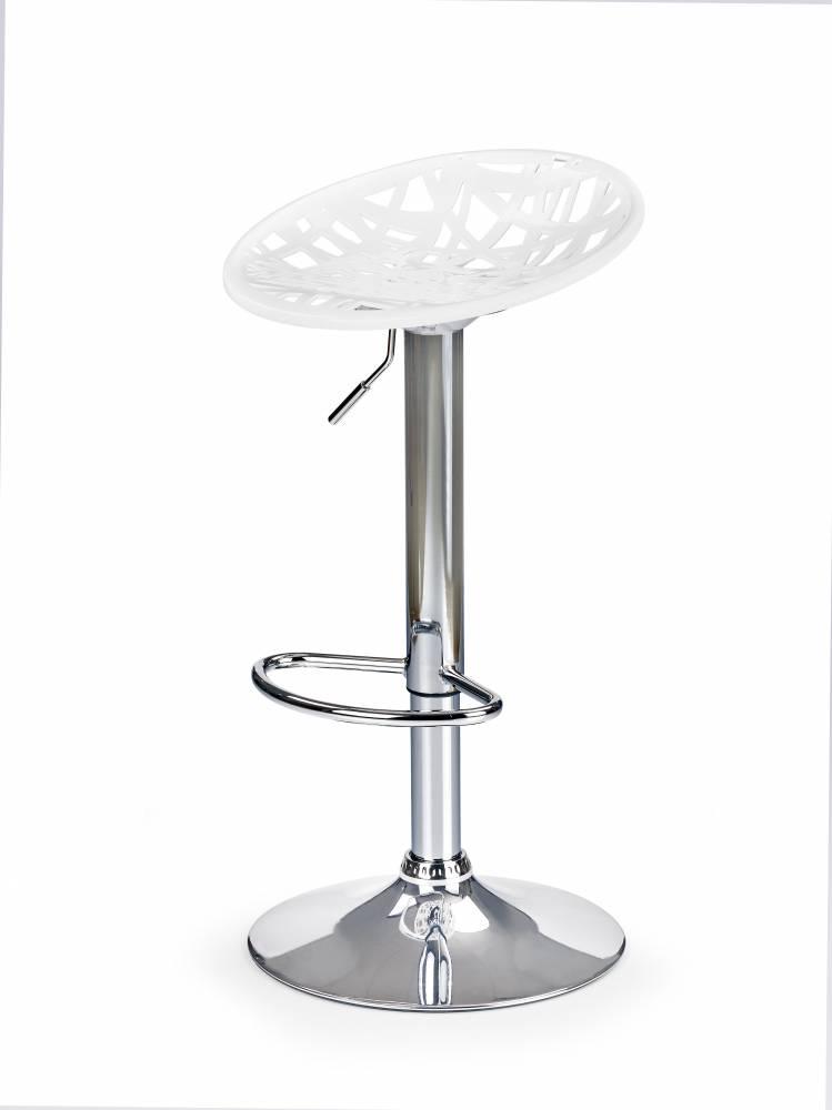 Barová stolička H-56 (biela)