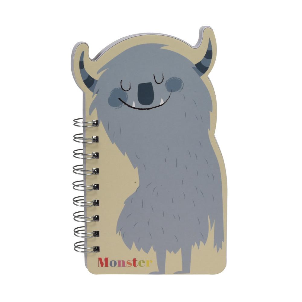 Zápisník strašidielko Rex London Monsters Of The World