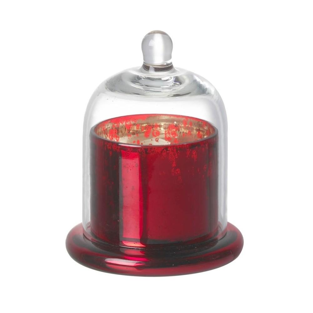 Červená votívna sviečka Parlane Love, 12cm