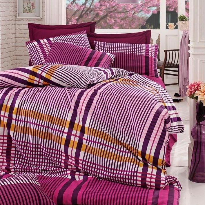 Homeville Obliečky Emma bavlna, 220 x 200 cm, 2 ks 70 x 90 cm