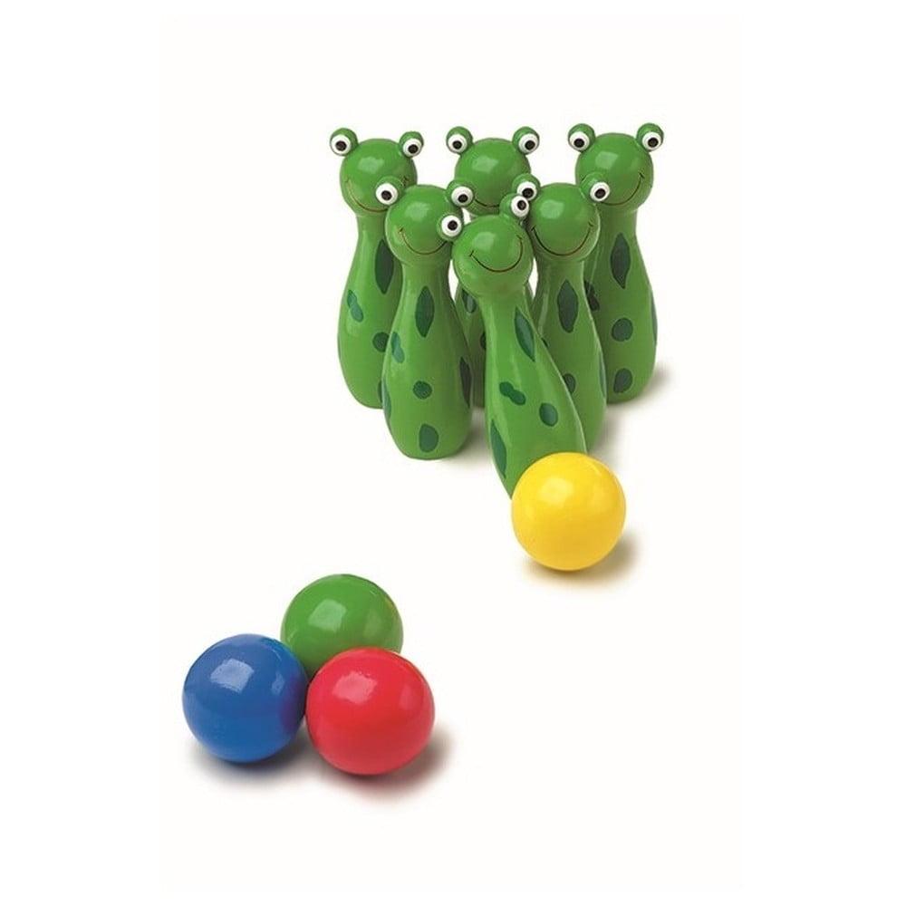 Drevené kolky Legler Frog