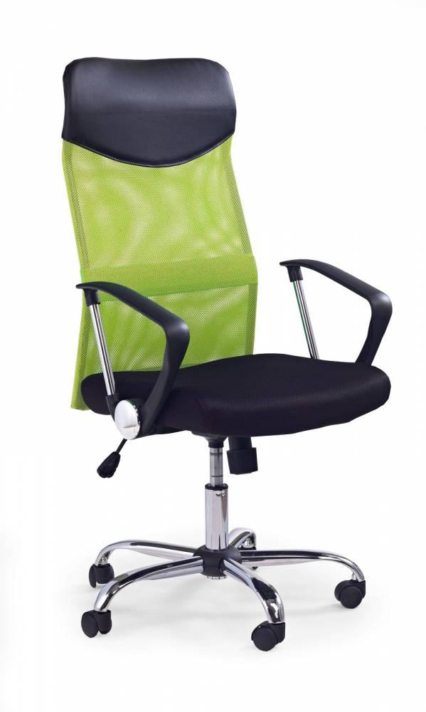 Kancelárska stolička Vire zelená