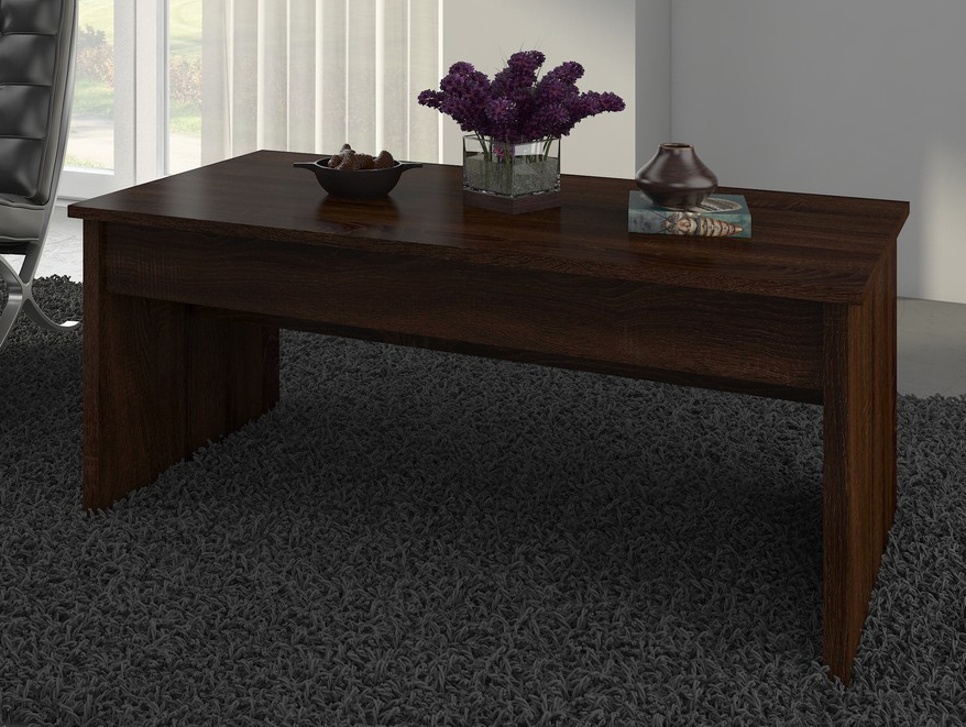 Konferenčný stolík Indila (sonoma tmavá)