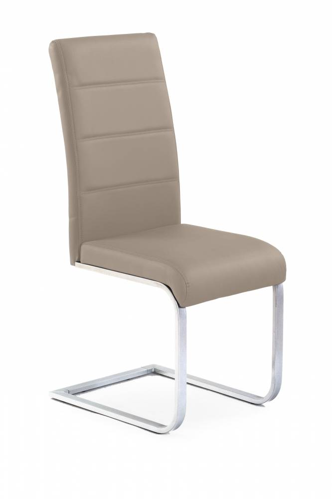 Jedálenská stolička K85 (cappuccino)