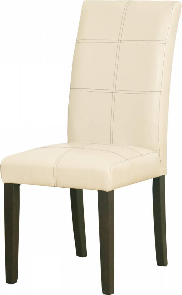 Jedálenská stolička Rory New krémová P-707