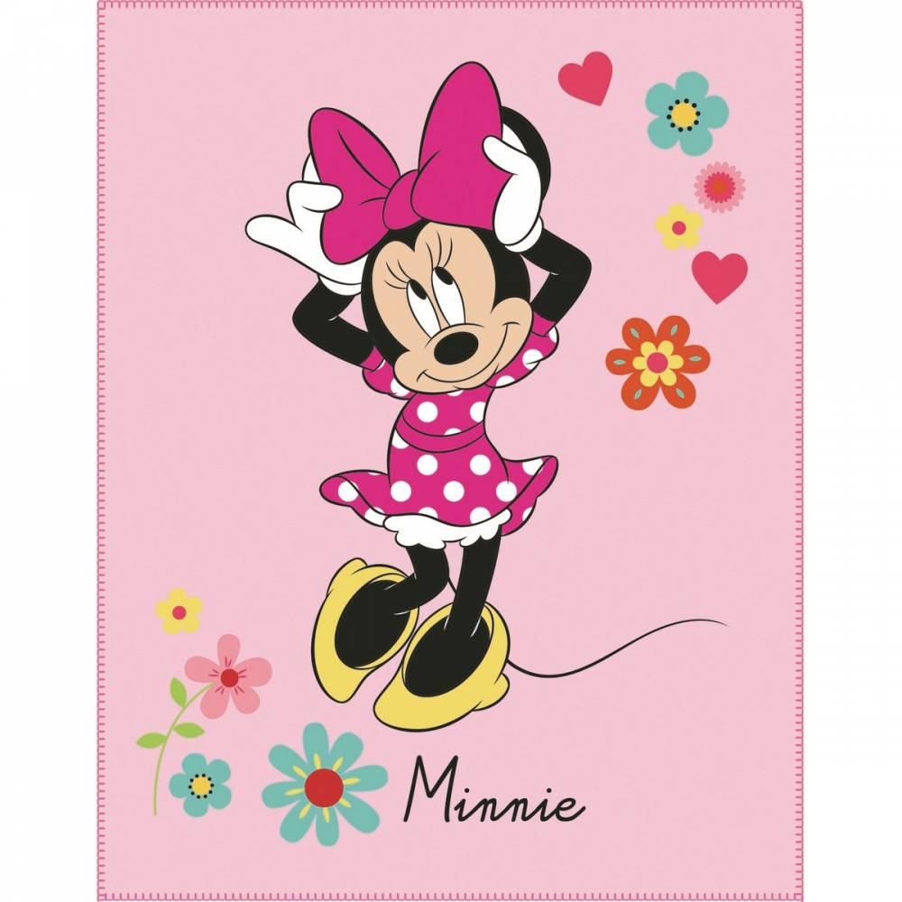 CTI detská deka Minnie Liberty 110x140