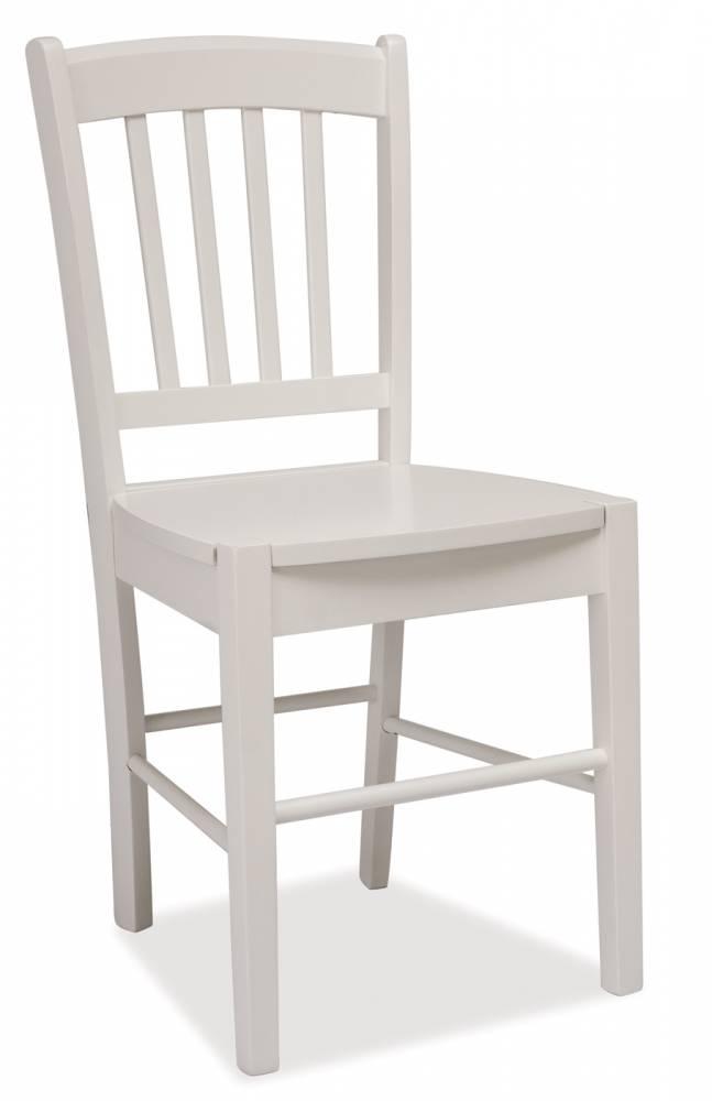 Jedálenská stolička CD-57 (biela)