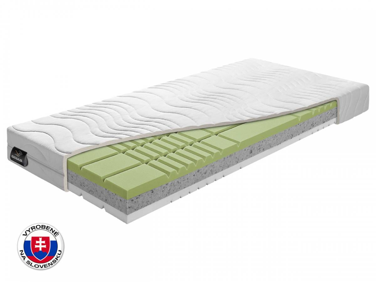 Penový matrac Benab Memory Supra 200x160 cm (T4/T5)
