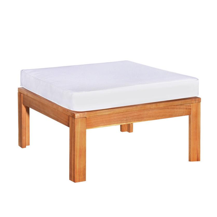 Záhradná stolička z agátového dreva SOB Garden