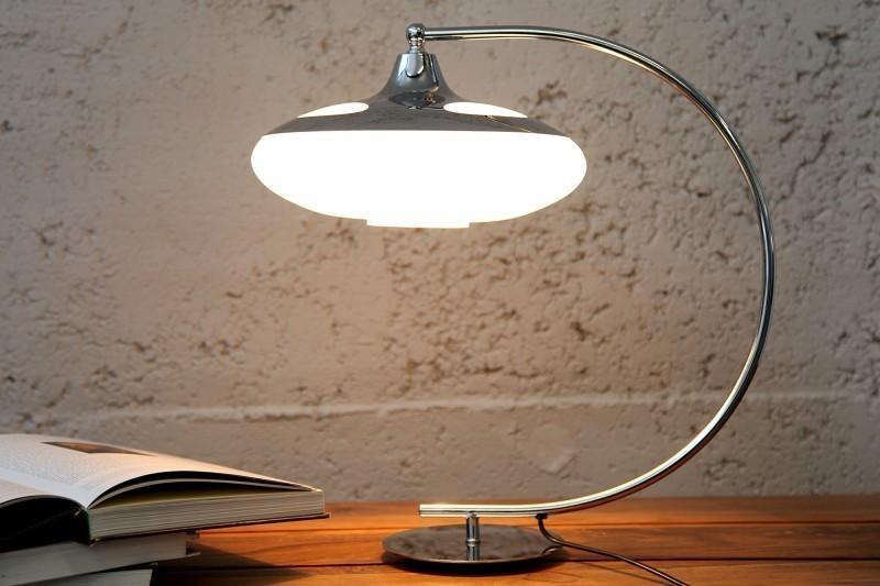Stolná lampa NAOS - biela