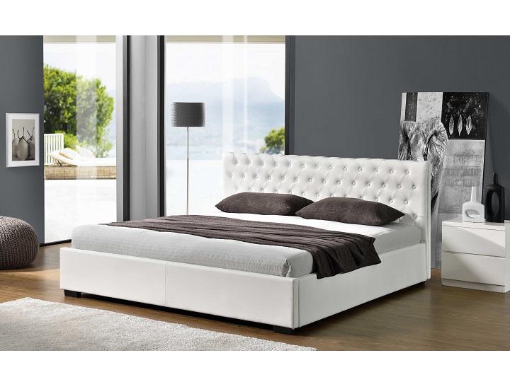Manželská posteľ 180 cm Dorlen (s roštom a úl. priestorom)