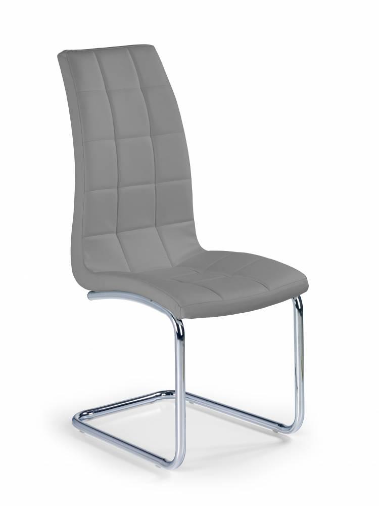 Jedálenská stolička K147 (sivá)