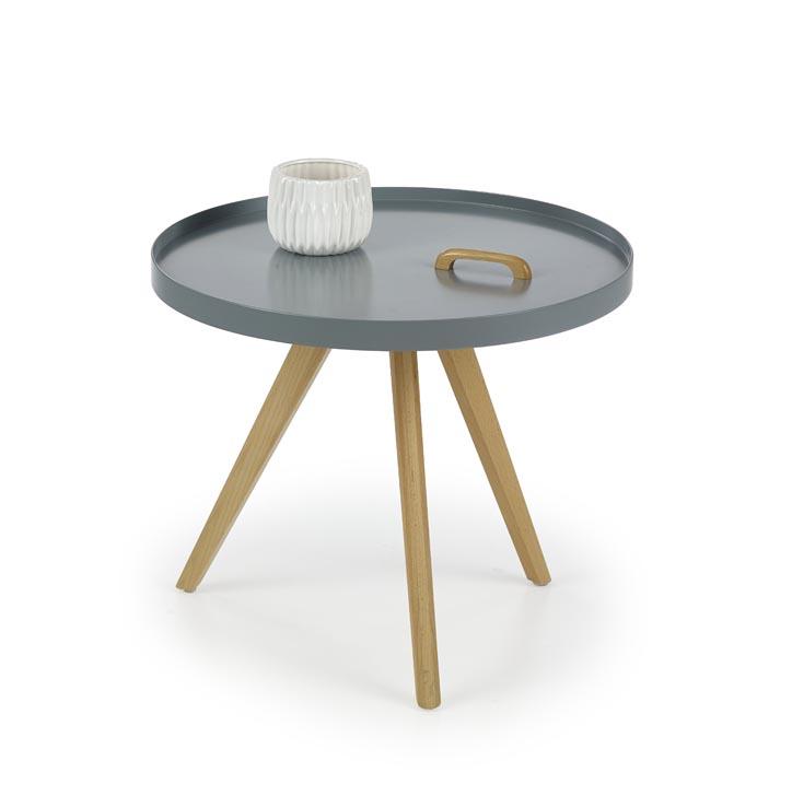 Konferenčný stolík Luka (sivá)