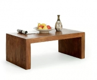 Furniture nábytok  Masivny konferencny stolik z Palisander  Bahár II  135x60x45 cm