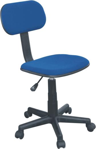 Detská stolička, modrá, TC3-802P