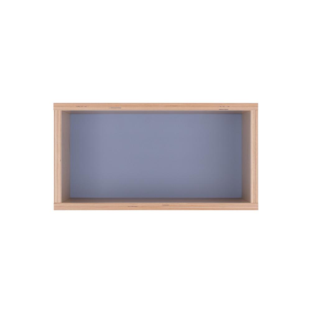 Modrá polička Durbas Style