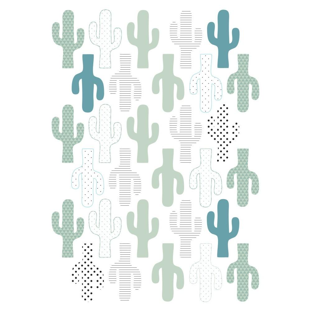 Nástenné samolepky Art For Kids Cactus