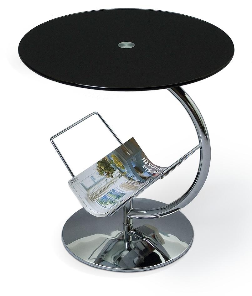 Konferenčný stolík Alma čierna