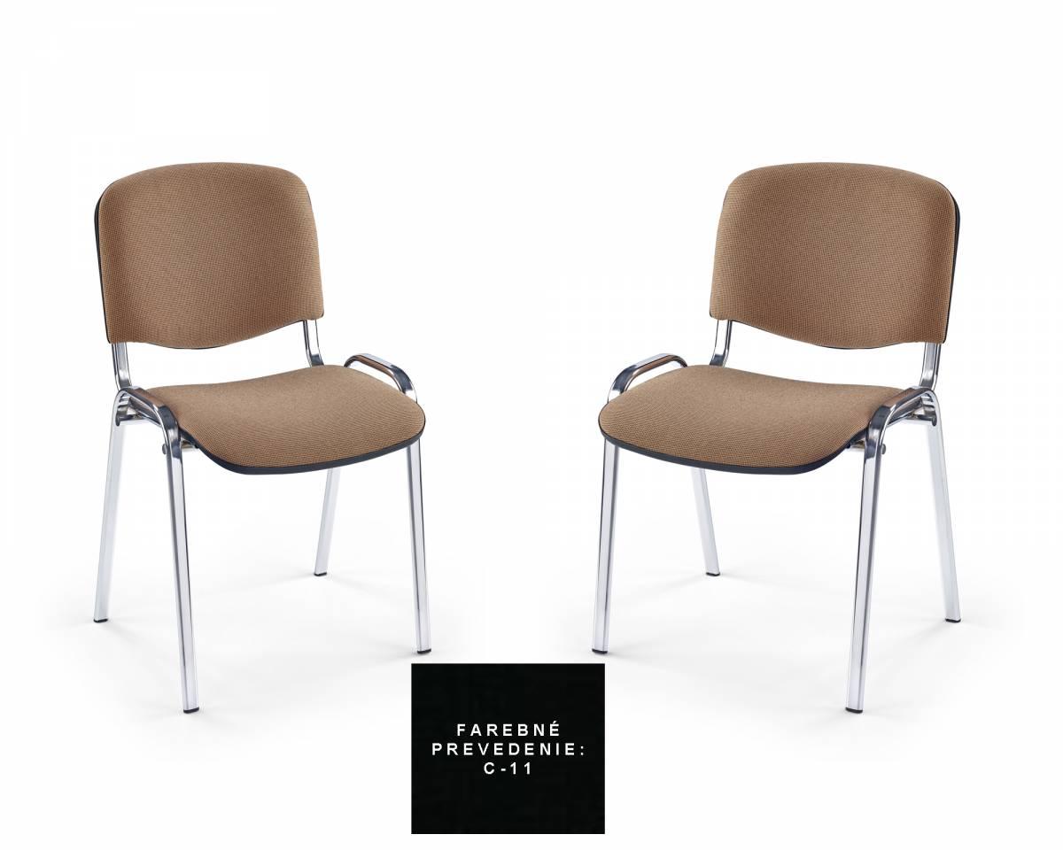 Set 2ks. konferenčných stoličiek ISO C *výpredaj