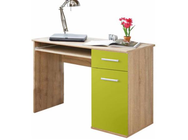 PC stolík Emio Typ 06 Zelená