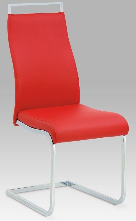Jedálenská stolička HC-649 RED