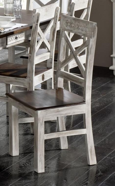 CASTLE-ANTIK stolička #21 mango