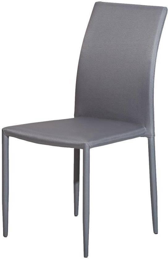 Jedálenská stolička PARMA šedá