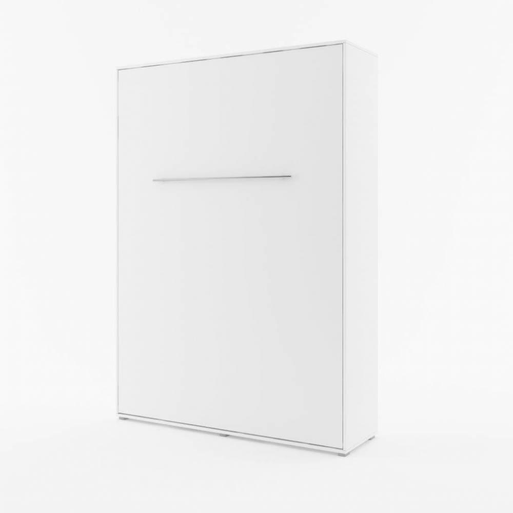 Sklápacia posteľ KOMFORT PRO CP-01, biela