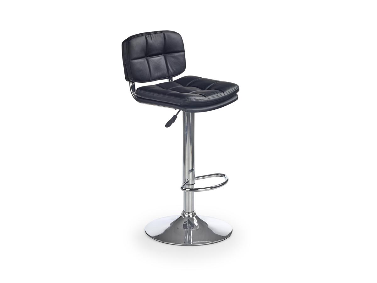 Barová stolička H-75 (čierna)