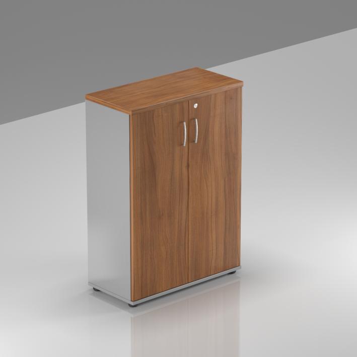 Rauman Kancelárska skriňa Visio, 80x38,5x113 cm, dvere 3/3 S383 19