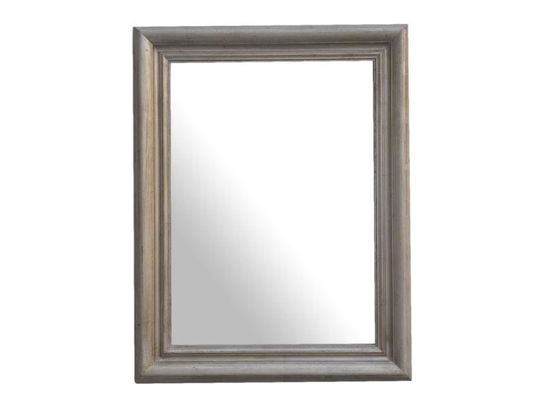 Zrkadlo ELITE country silver   Prevedenie: 90x70