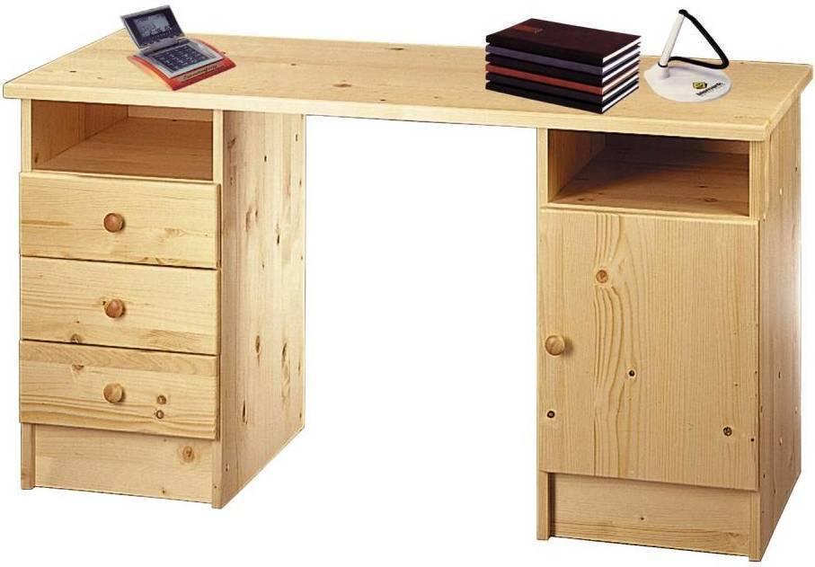 Písací stôl IDEA 847 masív