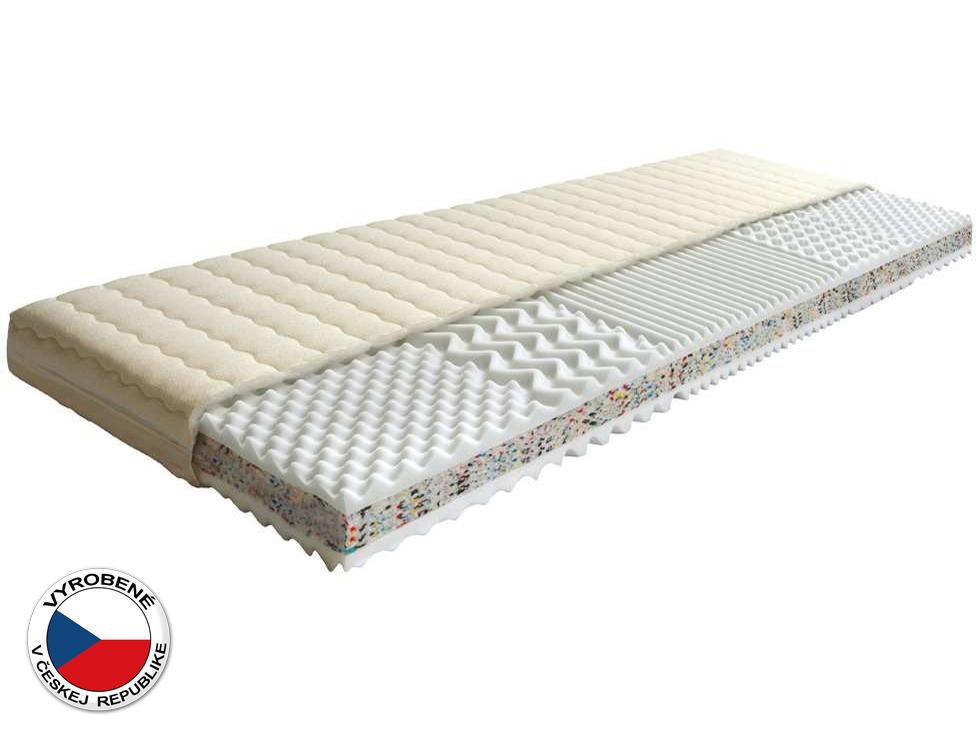 Penový matrac Triflex Plus 200x80 cm (T3) *výpredaj