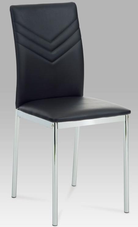 Jedálenská stolička AC-1280 BK