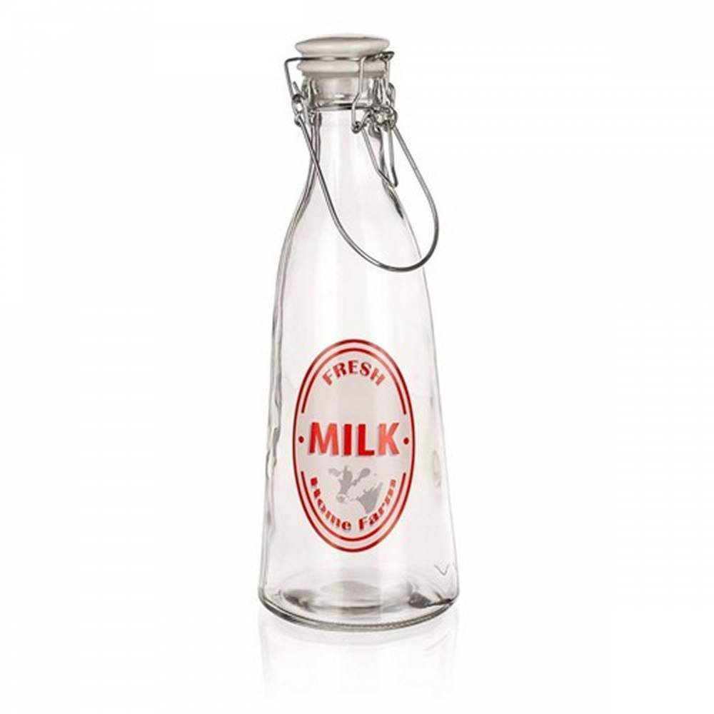 Fľaša na mlieko Fresh milk 1000 ml