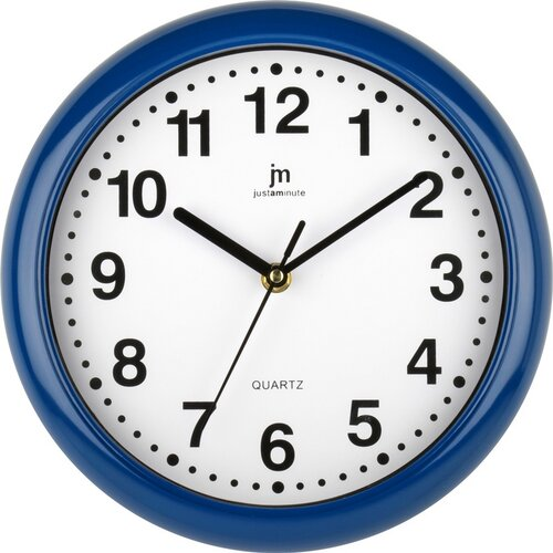 Lowell 00710A Nástenné hodiny pr. 25 cm