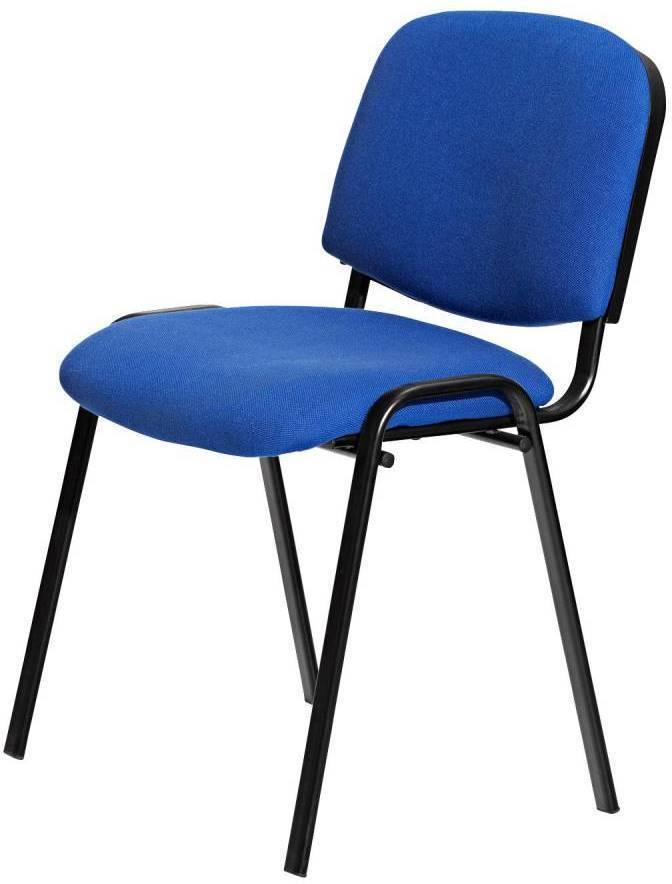 Stolička VISI modrá