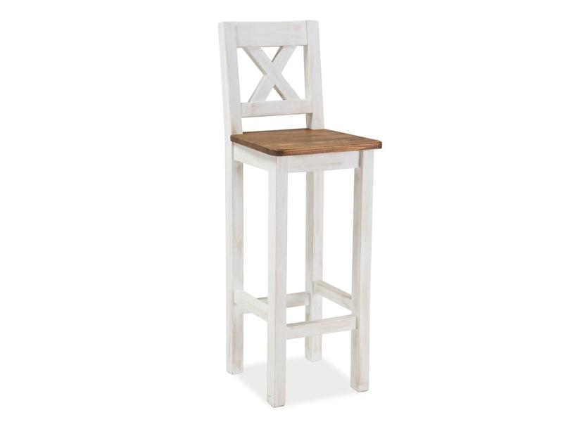 Barová stolička Poprad (masív)