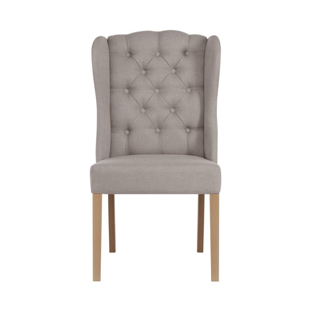 Sivohnedá stolička Jalouse Maison Hailey